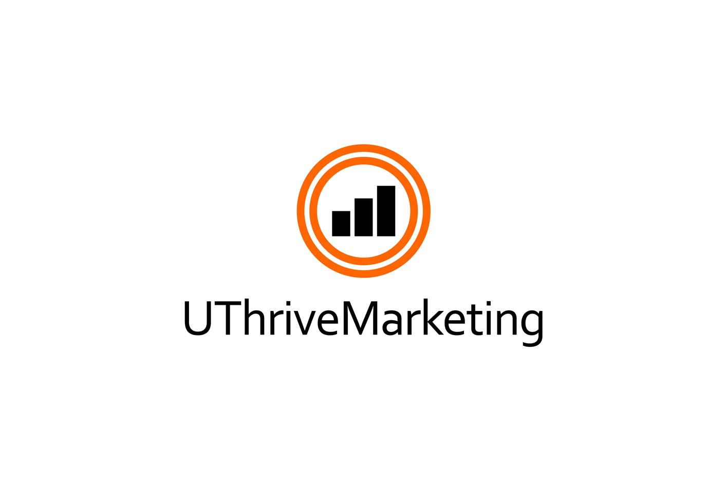 Uthrive Marketing Logo Design Tulsa