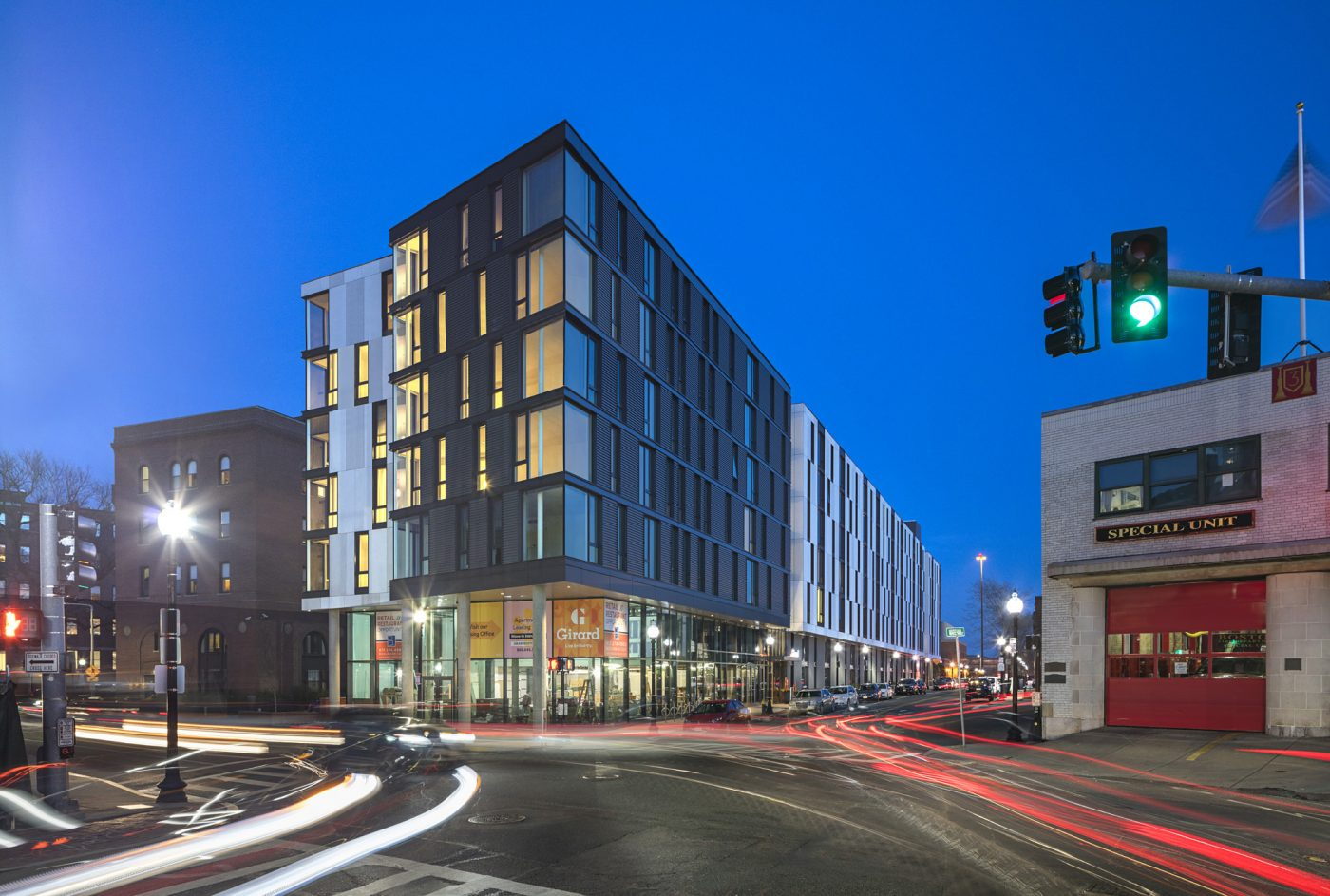 Girard  Utile Architecture  Planning