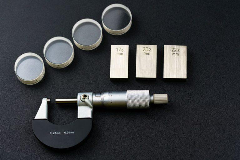 Micrometro per esterni