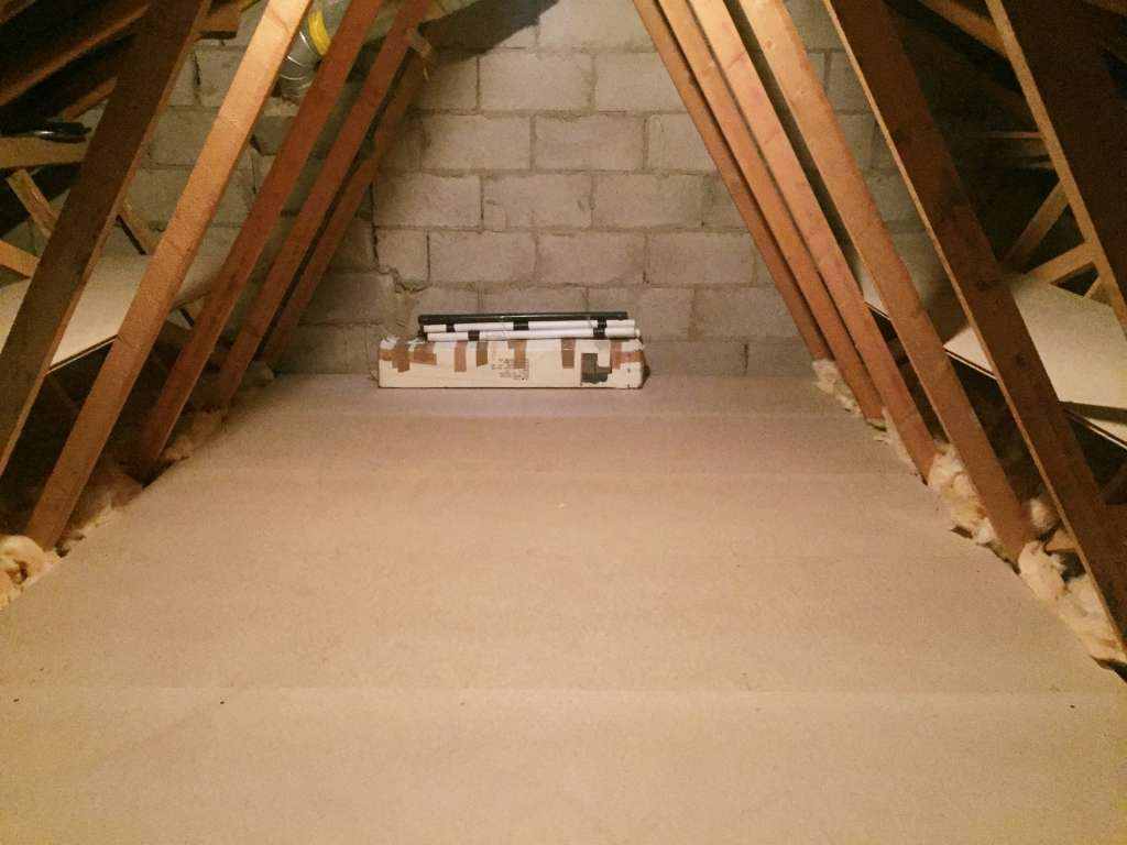 Fazakerley Loft Storage  Utilise Lofts  Build