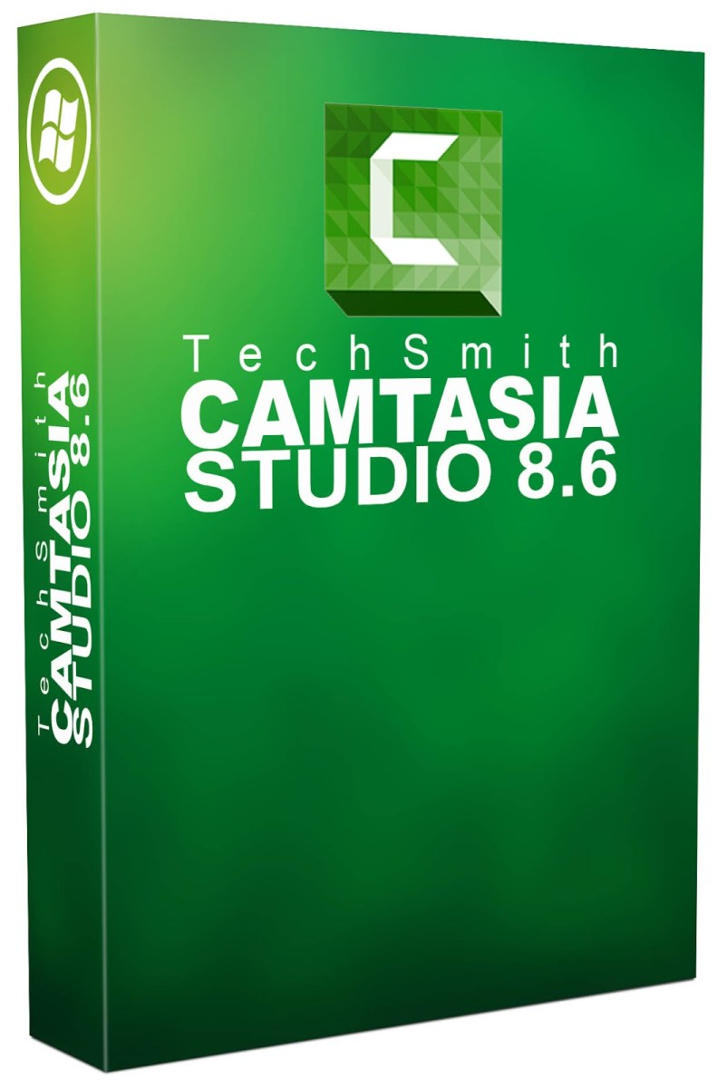 Camtasia Studio 8.6 Crack Only Free Download 2016