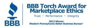 BBB Torch Award for Marketplace Ethics