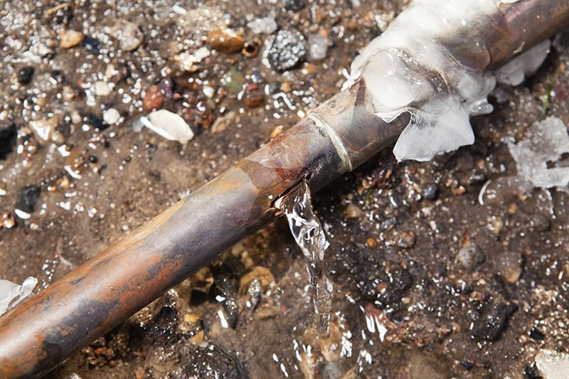 Service Drop Pipes Pipes : Three environmental factors that cause service lines to fail