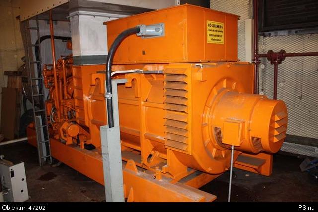 Viking Diesel Generators