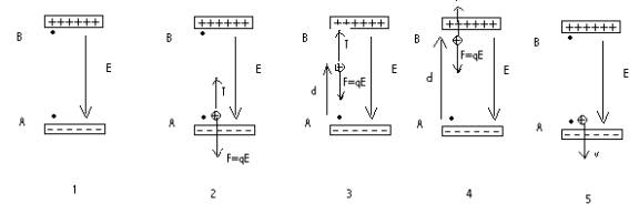 what do the lines represent in an electric field diagram square d lighting contactor wiring potential energy u and v notes from c consider a parallel plate capacitor that produces uniform between its large plates this is accomplished by connecting each to one of