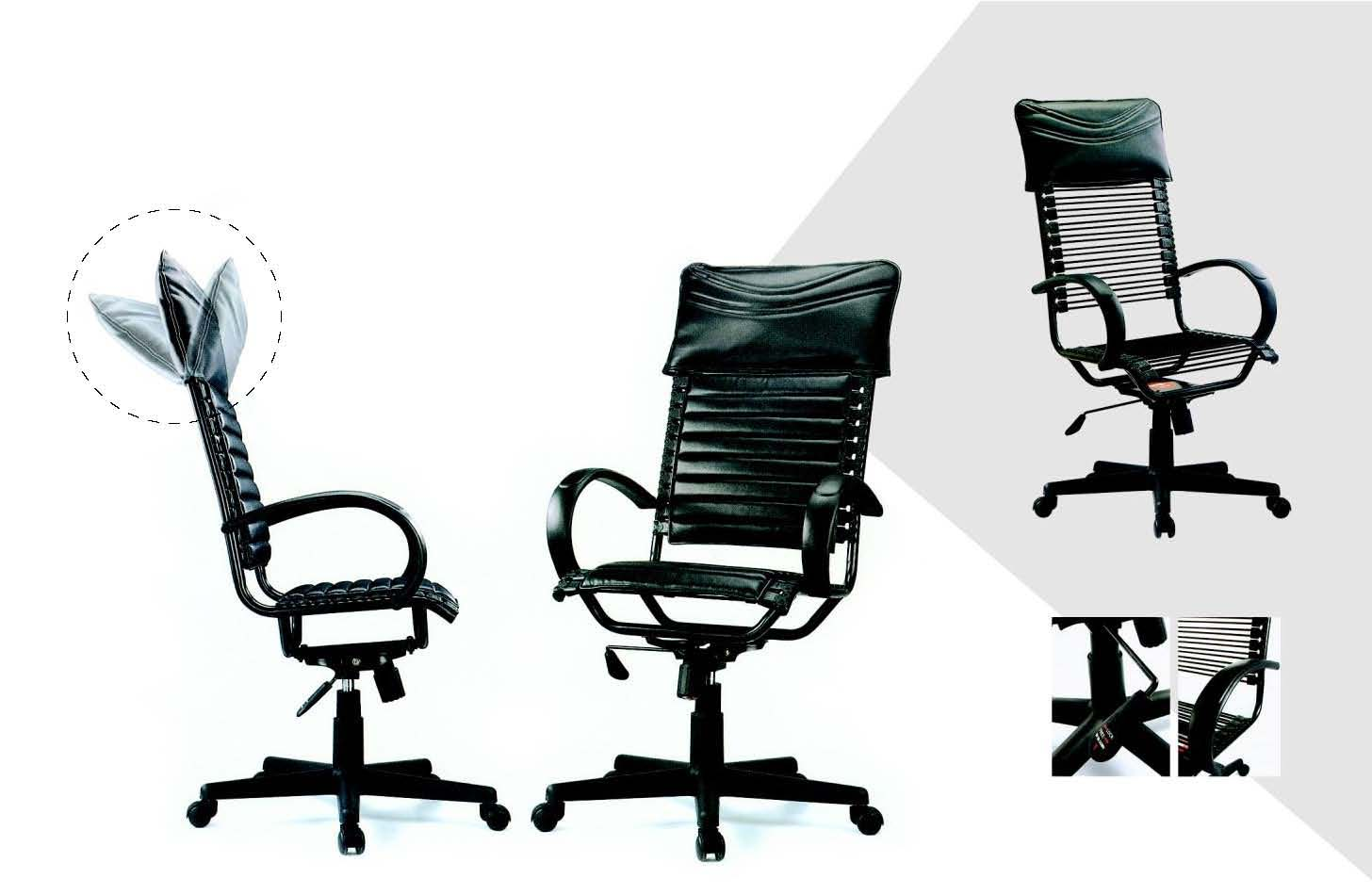 bungee cord office chair polywood folding adirondack chairs