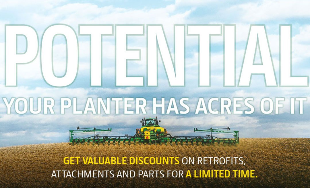 John Deere Planter Upgrades