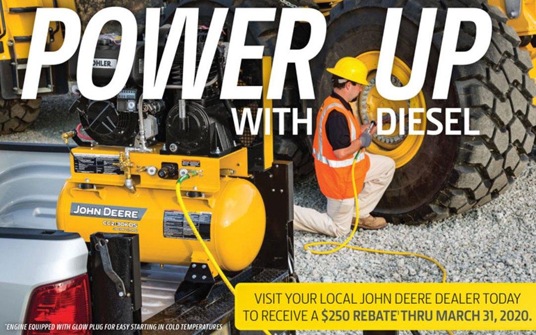 John Deere Power Up