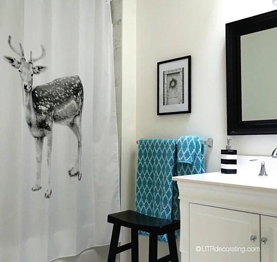 Nature Inspired Bathroom Dcor  UTR Dco Blog