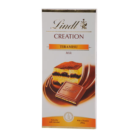 Čokolada Lindt petit - tiramisu