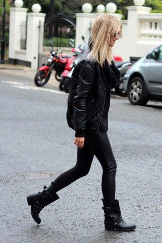Bajkerske čizme (biker boots)