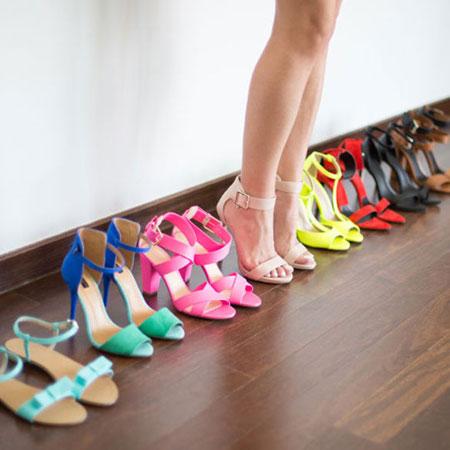 Možda nositi – Visoke potpetice