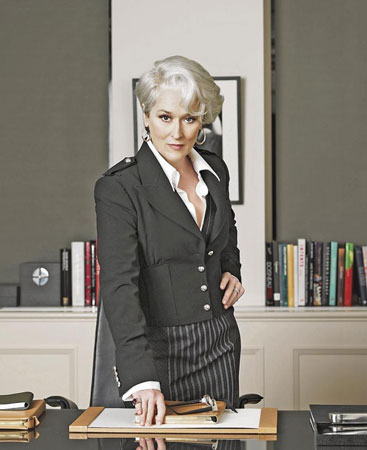 Meryl Streep(