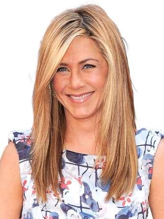 Jennifer Aniston frizura