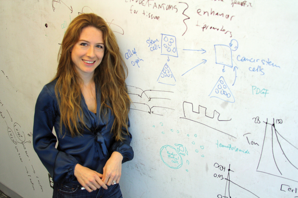 Franziska Michor- doktor evolutivne biologije
