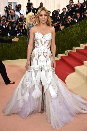 Kate Hudson Gala 2016