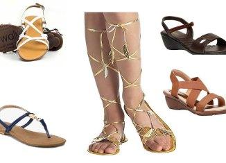 Šest vrsta sandala koje su hit ovog leta