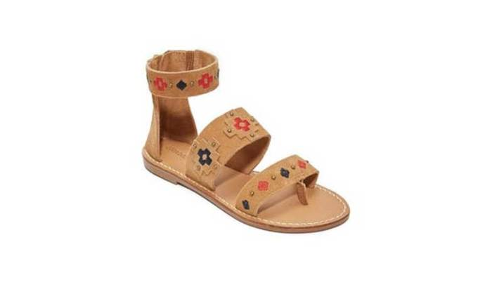 Soludos Embroidered sandale