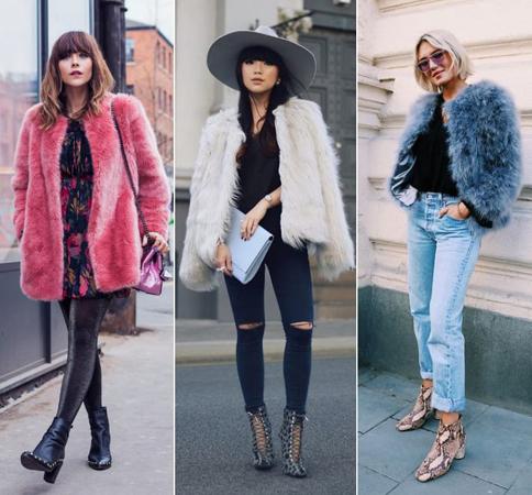 Modne kombinacije za februar 2020  - Modne kombinacije sa bundama