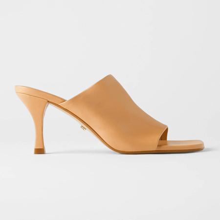 braon mules papuce