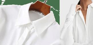 Kako nositi belu majicu