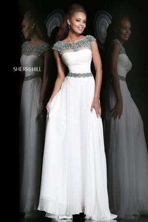 bela grcki stil haljine za maturu