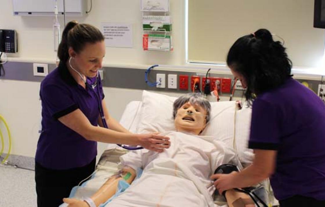 Clinical simulation  University of Technology Sydney