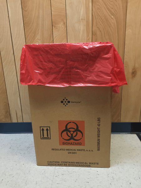 UTSA Department of Environmental Health Safety and Risk