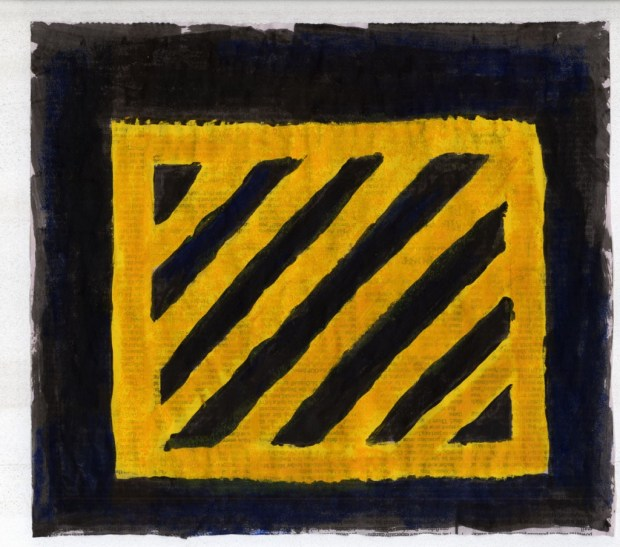 2012_Composition;Yellow Stripes