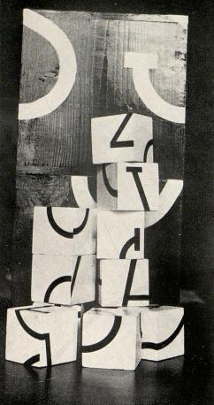 Spatola, Parmiggiani, Cremaschi, Zeroglifico, 1965