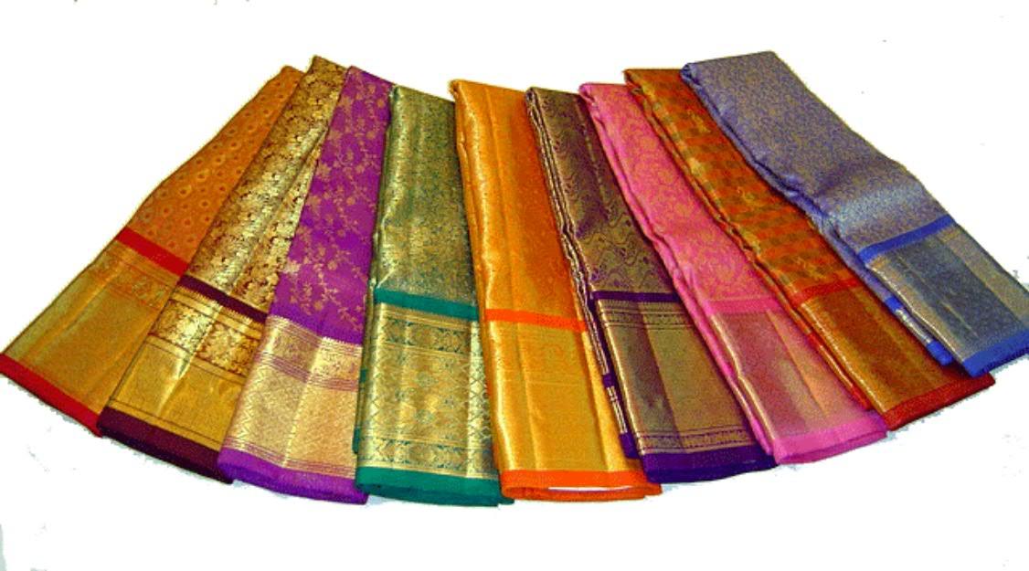 Gadwal Sarees Wholesale In Hyderabad