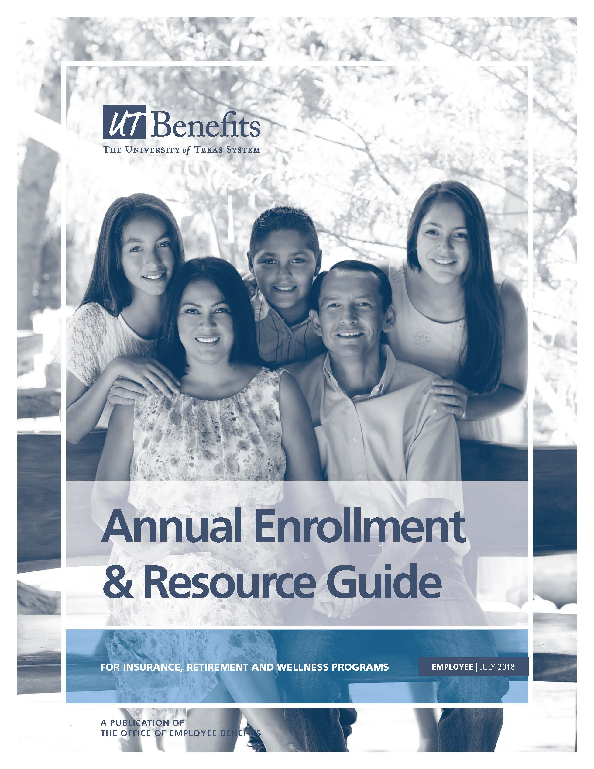 Annual Enrollment Amp Resource Guide For Employees For