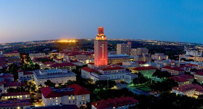 The University Of Texas At Austin University Of Texas System