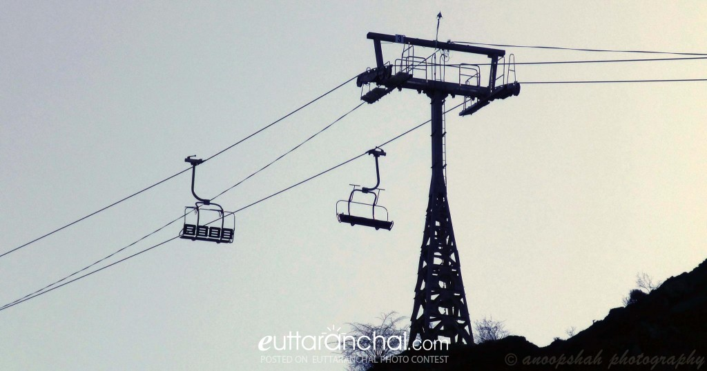 Chair Lift  Uttarakhand Photos