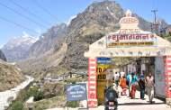 देश के आखिरी गांव माणा का दीदार नहीं कर पा रहे यात्री