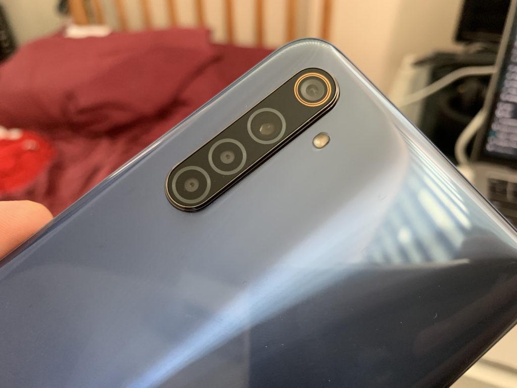 realme 6 Cameras