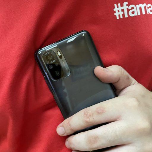 Redmi Note 10 review - design