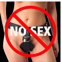 No Sex Tonight!