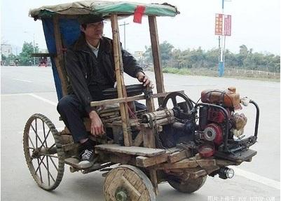 DIYer Commuter Vehicle