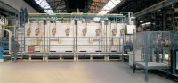 Pipes tempering furnace | Uttis