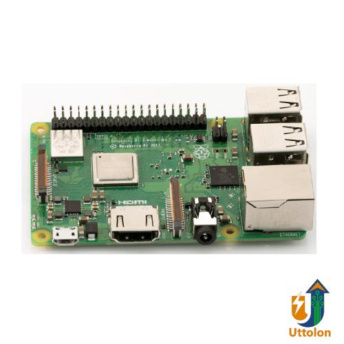 Raspberry pi 3 module B+ uttolon