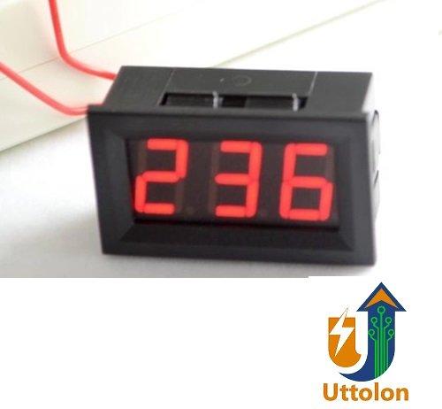 AC volt meter 50-500v