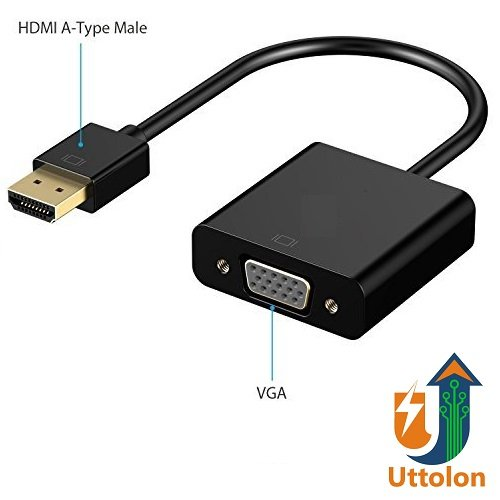 Best HDMI to VGA converter adapters