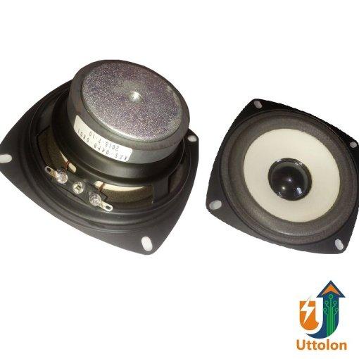 4 inch 50 ohm 30watt Audio Speaker Stereo Woofer Loudspeaker bd uttolon bd