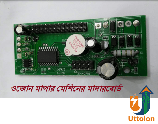 Digital Weighing Scale Matchine Circuit Motherboard