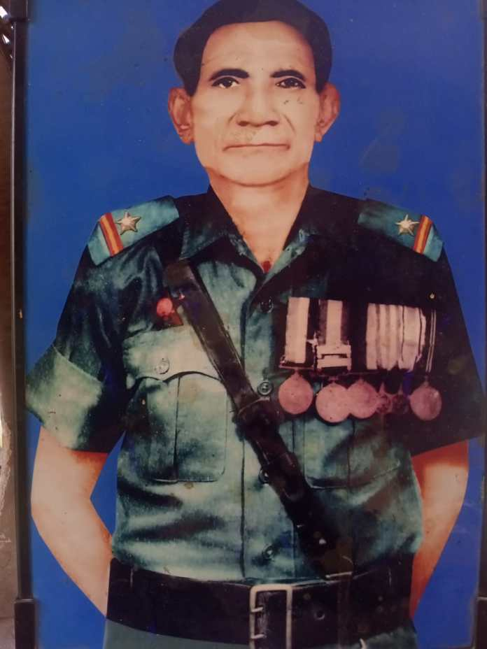 brave Gajendra of Pithoragarh remembered on 75 years of Great Patriotic War