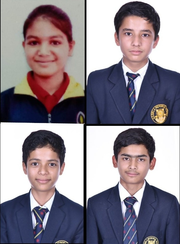 cbse 10th result 2020 — 4 students of Beersheba and Birla schools made district top, see top-10 list here