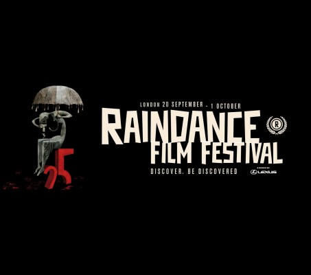 UTURN nominated for a VRX award at Raindance Film Festival