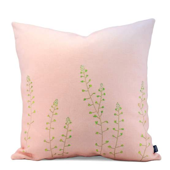 Lutukka Pink Cushion Cover