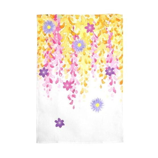 Fuji Pink Kitchen Towel